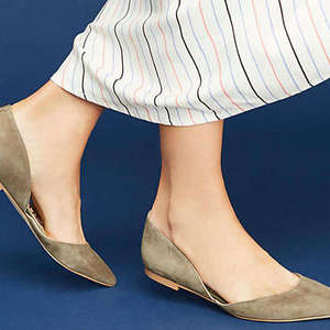 10 Best Pointed Toe Flats Under $100