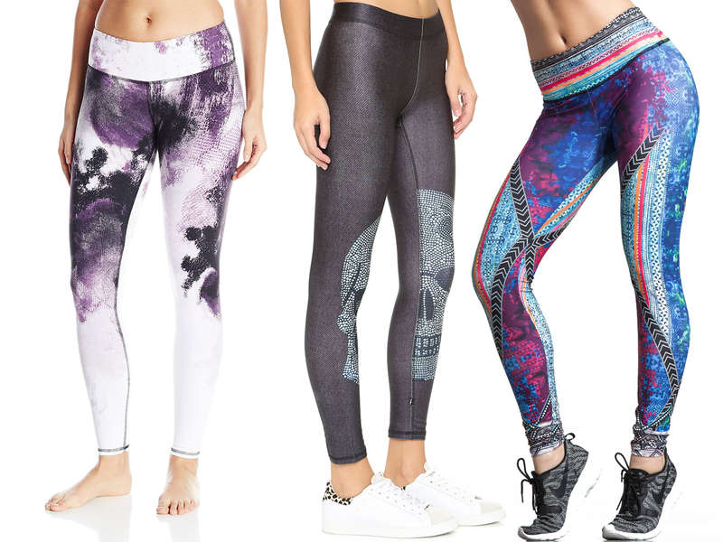 Rank & Style - Best Printed Winter Leggings