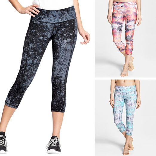 10 Best Printed Workout Capris | Rank & Style