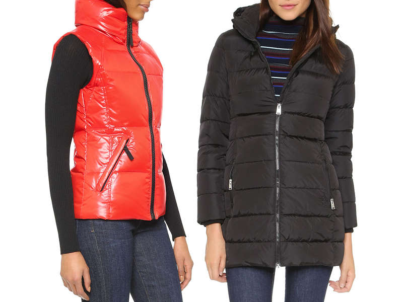 Rank & Style - Best Puffer Coats & Vests Under $500