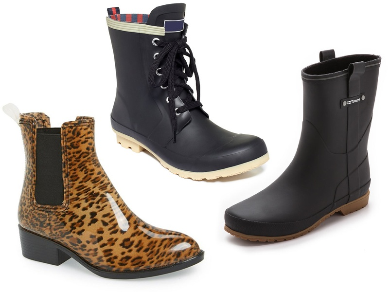 Rank & Style - Best Rain Booties