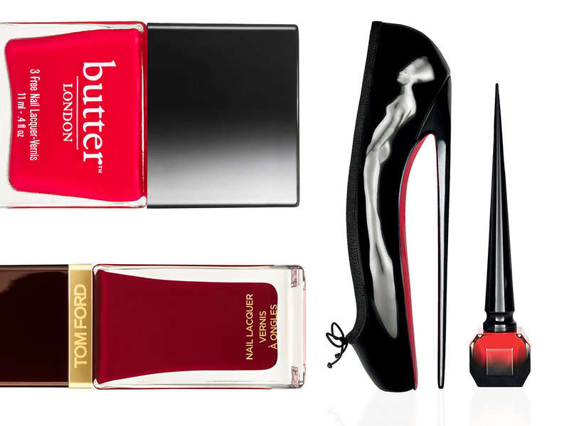 Rank & Style - Best Red Nail Polishes