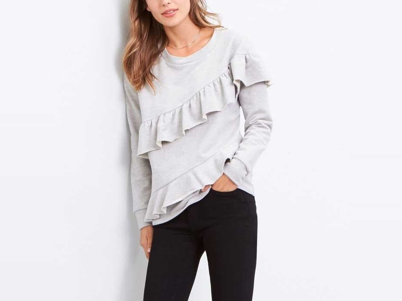 The Ten Best Ruffle Tops
