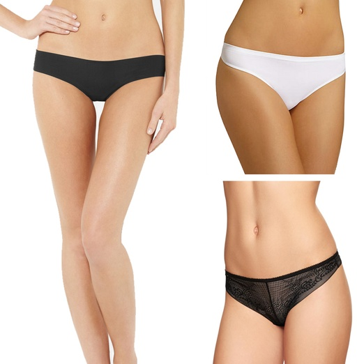 Rank & Style - Best Seamless Thongs