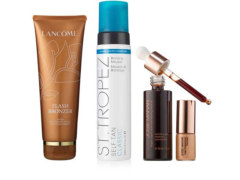 10 Best Self Tanners