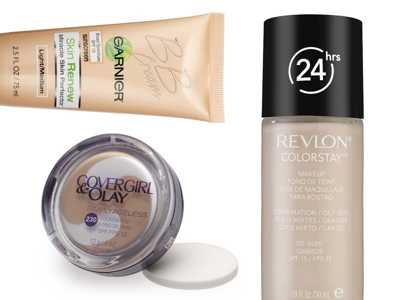 Rank & Style - Best Best-selling Drugstore Foundations