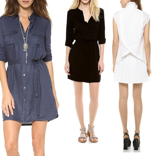 Rank & Style - Best Shirt Dresses