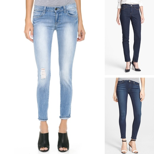 10 Best Skinny Jeans for Petites | Rank & Style