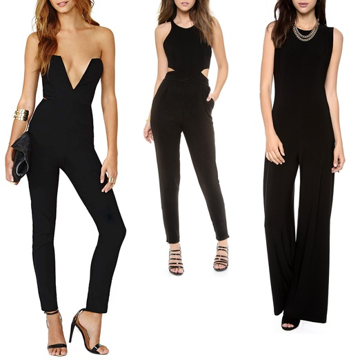 Rank & Style - Best Black Sleeveless Jumpsuits