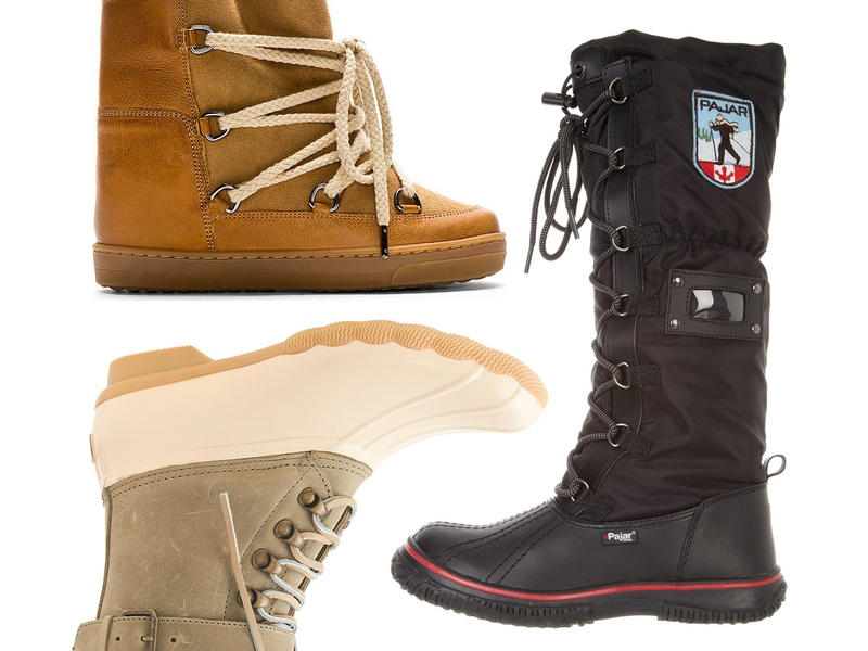 Rank & Style - Best Snow Boots to Gift