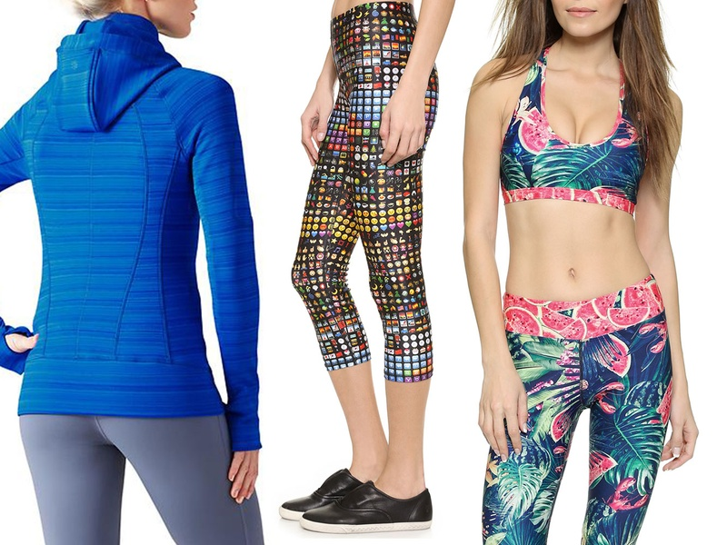 Rank & Style - Best Trending Splurge-Worthy Workout Clothes