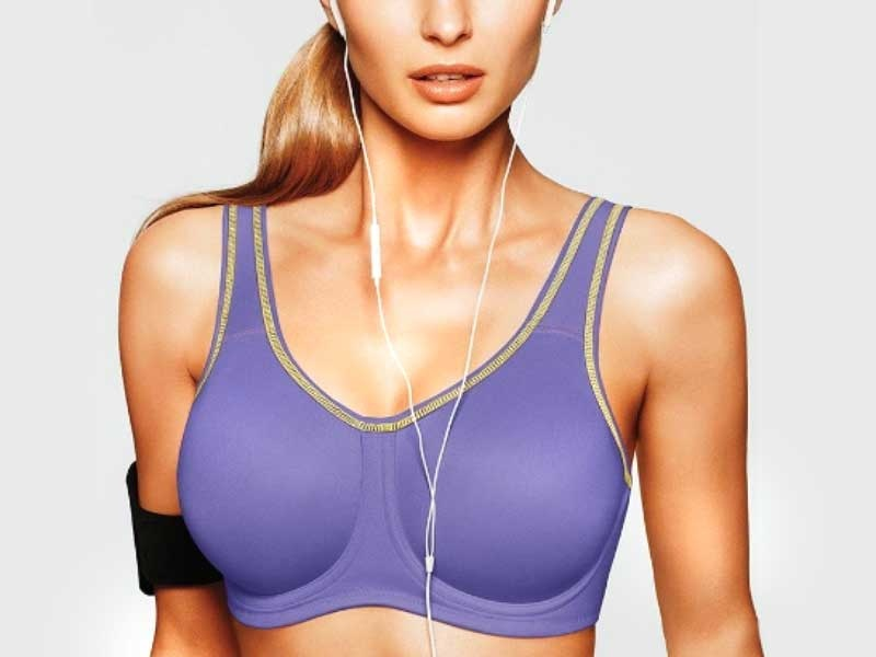 The Ten Best Sports Bras for Large Breasts