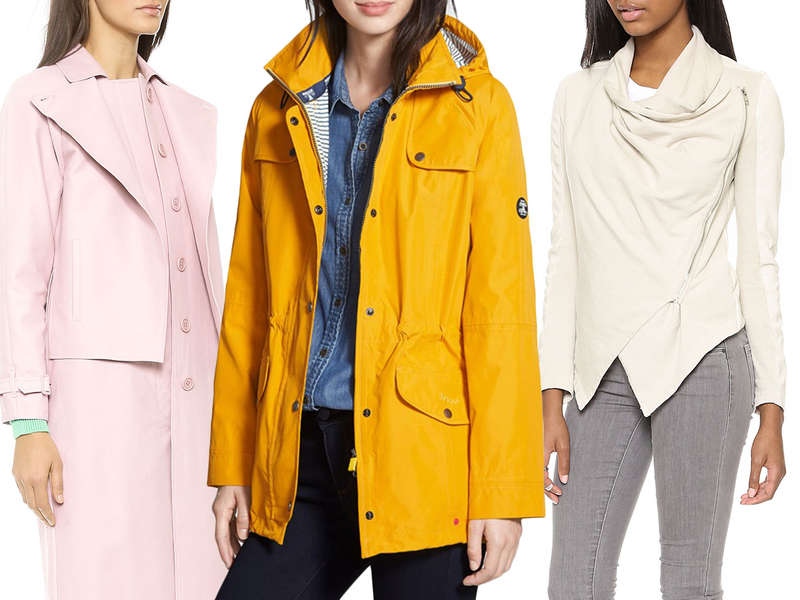 Rank & Style - Best Spring Jackets