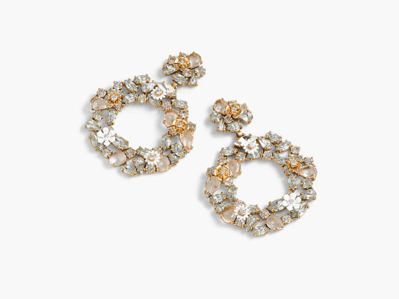 Rank & Style - Best Statement Earrings for the Holiday Season