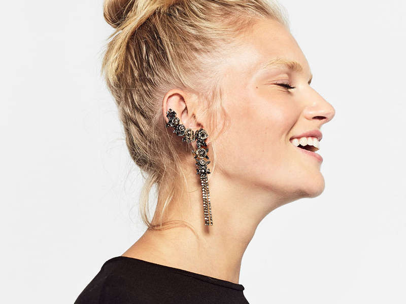 Rank & Style - Best Statement Earrings Under $50