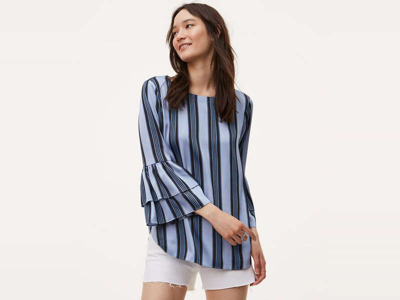 Rank & Style - Best Striped Tops