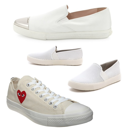 Rank & Style - Best Stylish White Sneakers