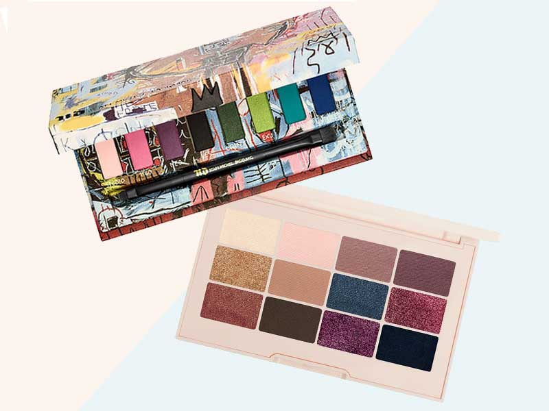 Rank & Style - Best Summer Eyeshadow Palettes