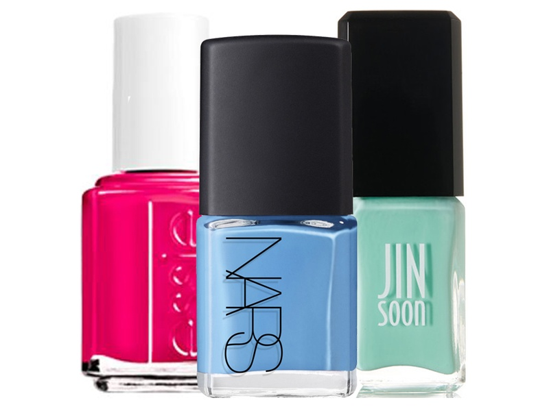 Rank & Style - Best Summer Nail Colors