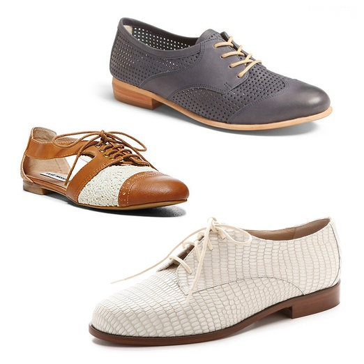 Rank & Style - Best Summer Oxfords