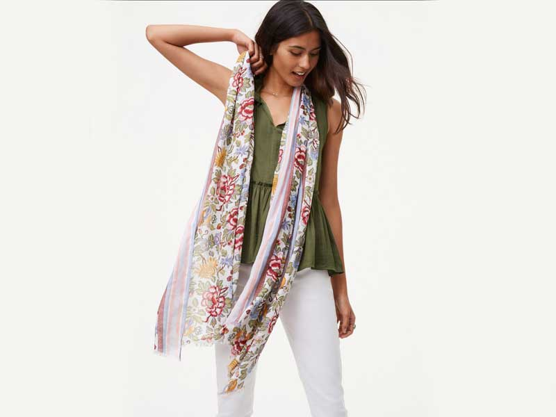 10 Best Summer Scarves