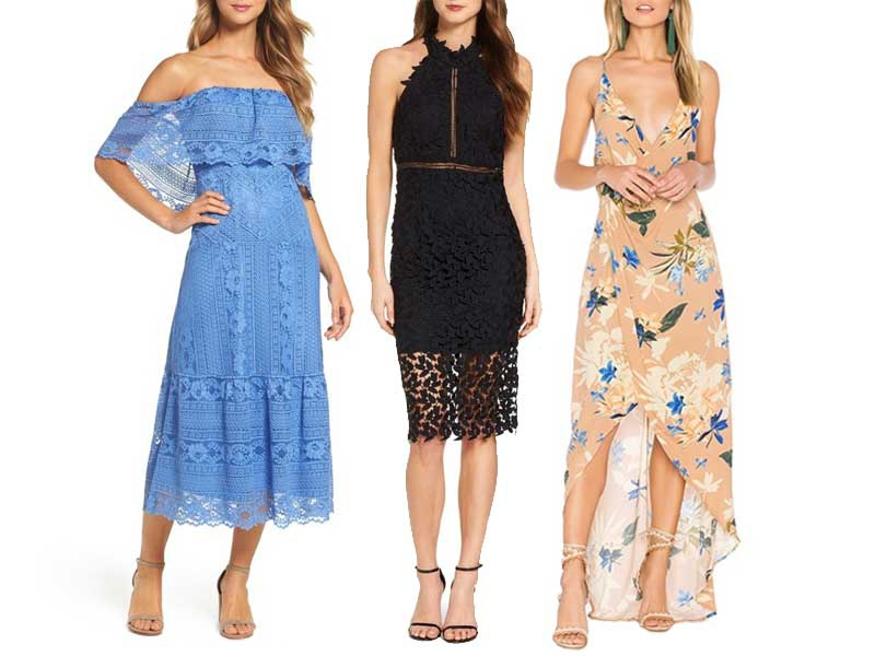 Rank & Style - Best Summer Wedding Guest Dresses Under $150