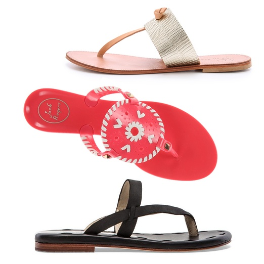 Rank & Style - Best Thong Sandals