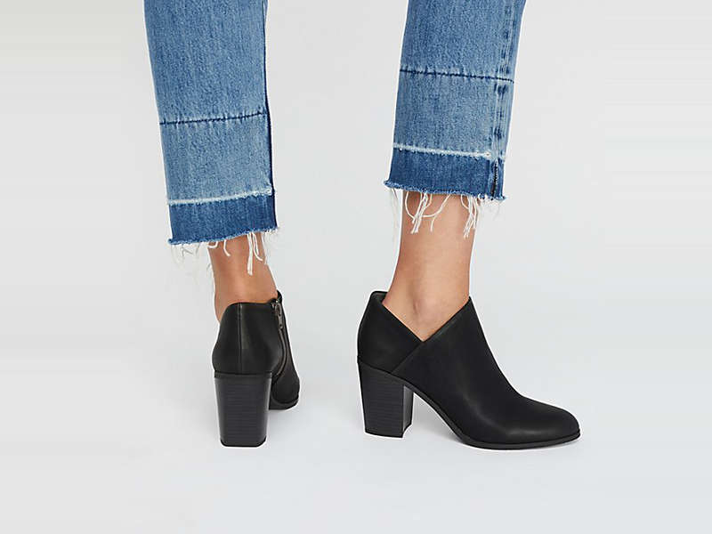Rank & Style - Best Vegan Leather Booties