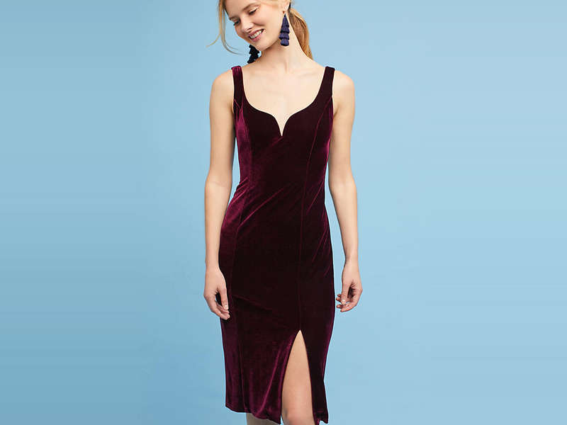 Rank & Style - Best Velvet Dresses