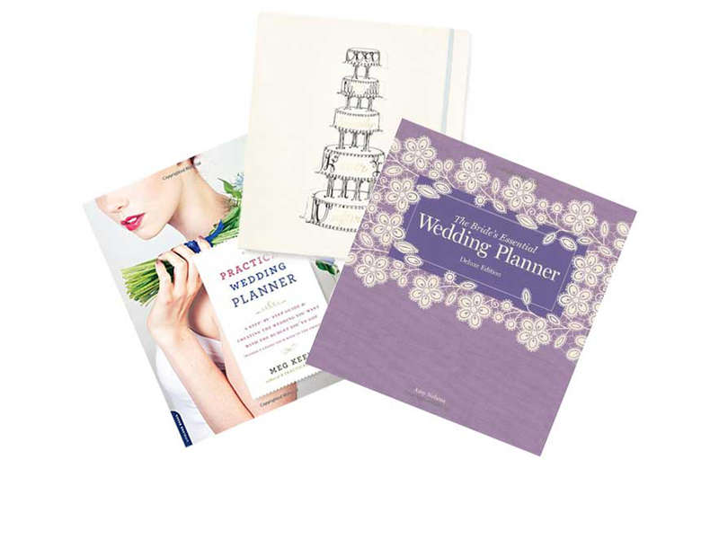 Rank & Style - Best Wedding Planner Books