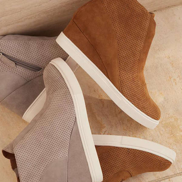 822bec895d4 The Most Comfortable And Stylish Wedge Sneakers On The Web