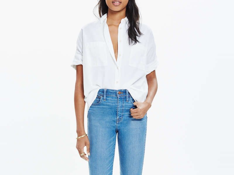 Rank & Style - Best White Button-Down Shirts