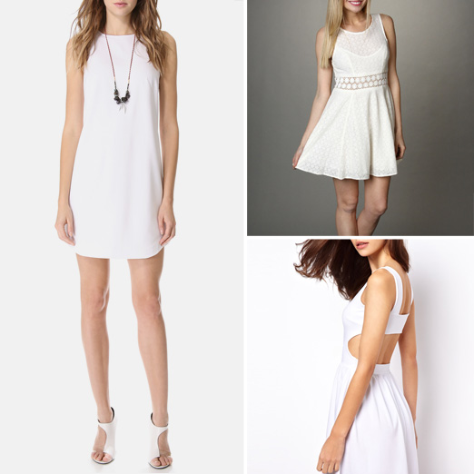 Rank & Style - Best White Dresses