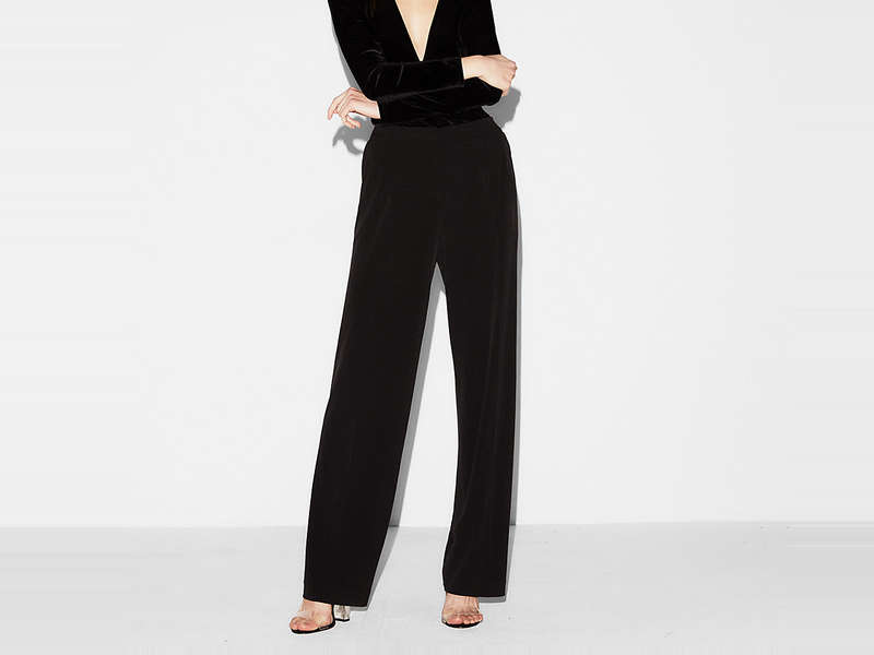 Rank & Style - Best Wide Leg Pants