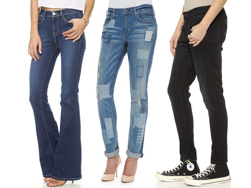 Rank & Style - Best Winter Jeans