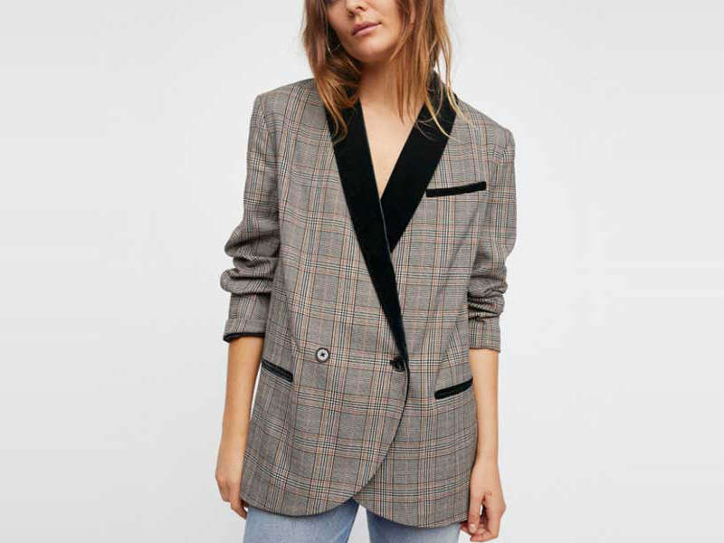 Rank & Style - Best Women's Fashion Blazers