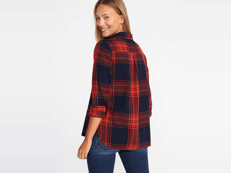 Rank & Style - Best Women's Flannel Shirts