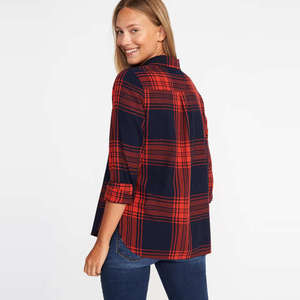 10 Best Women's Flannel Shirts