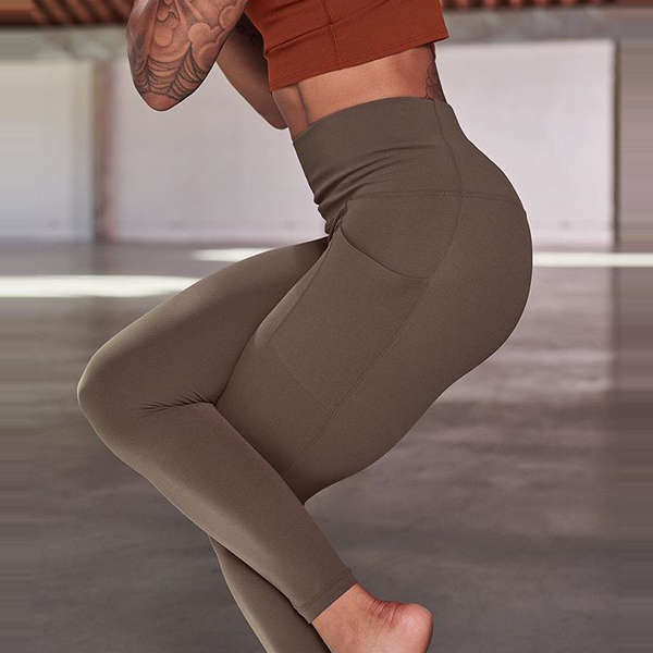 leggings donna fitness adidas 3/4