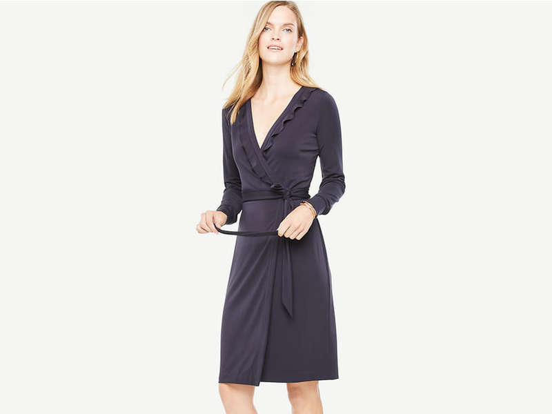 Rank & Style - Best Wrap Dresses