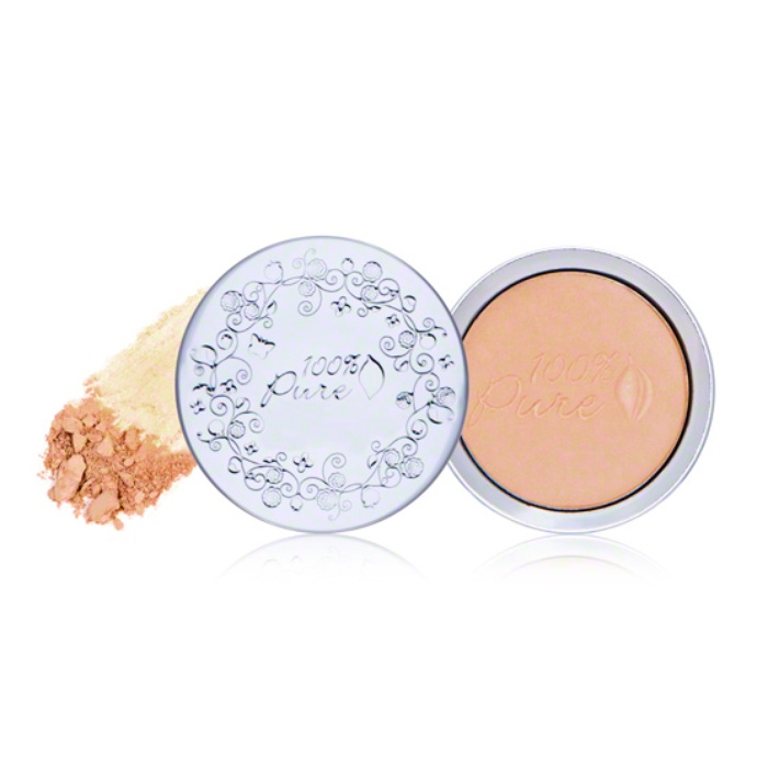 Best Natural Powders - 100% Pure Healthy Flawless Skin Foundation Powder SPF 20