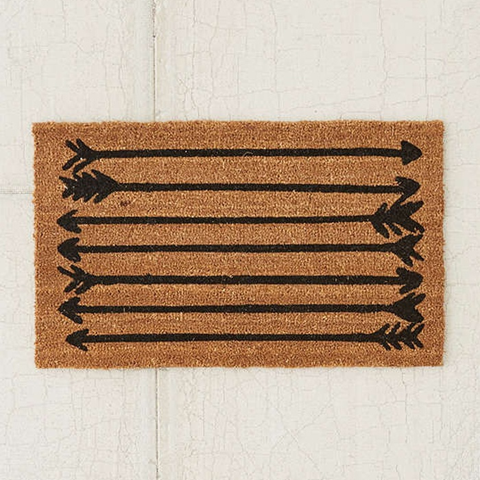 Best Doormats - 4040 Locust Arrows Doormat