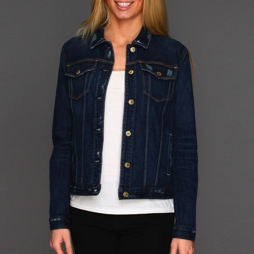 Best Denim Jackets - 7 For All MankindDenim Jacket