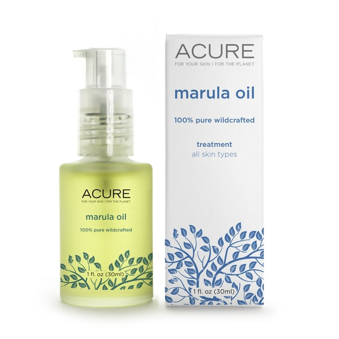 Best The Ten Best Marula Oil Products - Acure Marula Oil 100% Pure Wildcrafted