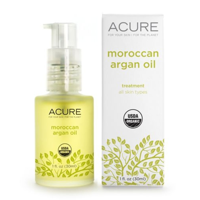 Best The Ten Best Argan Oil Products - Acure Organic Moroccan Argan Oil