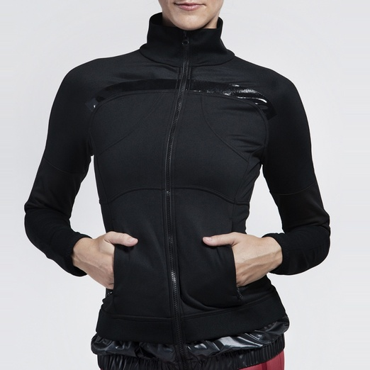 Best Workout Jackets - Adidas by Stella McCartney Run Performance Midlayer