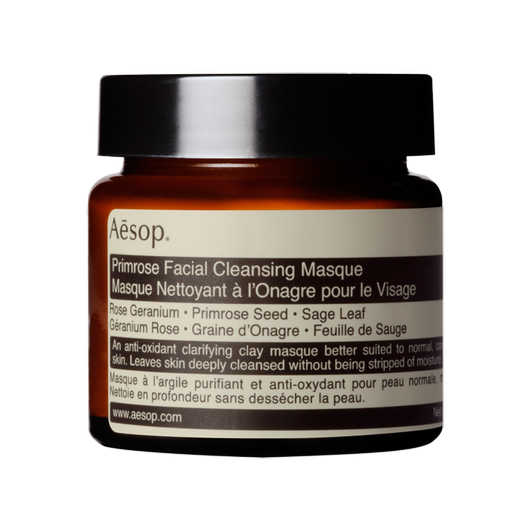 Best Natural Face Masks - Aesop Primrose Facial Cleansing Masque