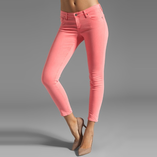 Best Bright Denim - AG Adriano Goldschmied Legging Ankle Jeans