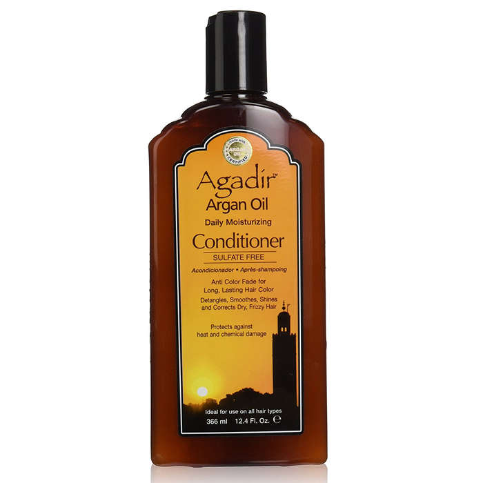 Best Drugstore Moisturizing Conditioners - Agadir Argan Oil Daily Moisturizing Conditioner