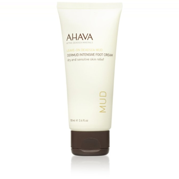 Best At Home Pedicure Essentials - Ahava Dead Sea Mud Dermud Intensive Foot Cream